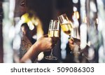 restaurant chilling out classy... | Shutterstock . vector #509086303