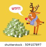 Unexpected Wealth Cartoon...