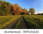 Volgograd Region  Russia. Road...
