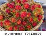 Red Rambutan Nephelium...