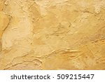 close up of oil painting... | Shutterstock . vector #509215447
