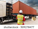 foreman control loading... | Shutterstock . vector #509278477
