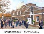 Greenwich  London  Uk   Octobe...