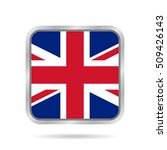 national flag of great britain. ... | Shutterstock .eps vector #509426143
