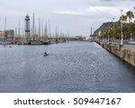 barcelona spain september 3... | Shutterstock . vector #509447167