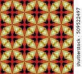 the endless texture.vector... | Shutterstock .eps vector #509522497