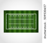 sport football field.overview... | Shutterstock .eps vector #509530657