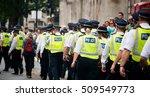 london  uk. 16th july 2016.... | Shutterstock . vector #509549773