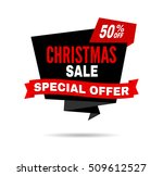sale tag. sale banner. shopping ... | Shutterstock .eps vector #509612527