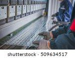 metal works  | Shutterstock . vector #509634517