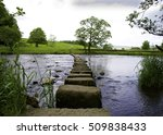Stepping Stones Across The...