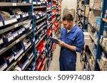 car service  repair ... | Shutterstock . vector #509974087