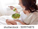 pregnancy  healthy food and... | Shutterstock . vector #509974873
