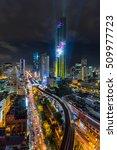 bangkok  thailand   august 29...   Shutterstock . vector #509977723