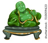 Hotey Figurine Made Of Jade...