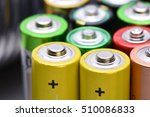 Small photo of Old Alkaline Batteries