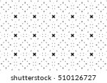 black and white ornament. z  | Shutterstock . vector #510126727