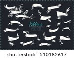 a set of ribbons for the... | Shutterstock .eps vector #510182617