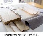 samples of material  wood  ...   Shutterstock . vector #510190747