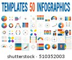 50 vector templates for... | Shutterstock .eps vector #510352003