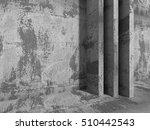 abstract concrete texture...   Shutterstock . vector #510442543