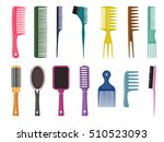 fashion equipment collection of ... | Shutterstock .eps vector #510523093