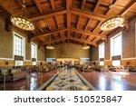 los angeles  oct 1  the... | Shutterstock . vector #510525847