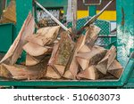 Mechanic Tool For Wood Splitting
