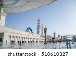 madinah  saudi arabia  ...   Shutterstock . vector #510610327