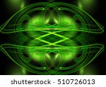 Abstract Celtic Knot ...