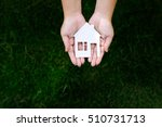transaction with the real... | Shutterstock . vector #510731713