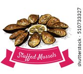 tigres  stuffed mussels ...