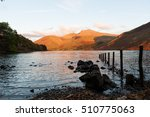 Sunset Over Scafell And...