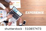 experience concept | Shutterstock . vector #510857473
