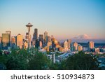 View Of Downtown Seattle...