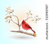 vector illustration on the... | Shutterstock .eps vector #510985987