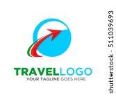 travel logo vector eps.10