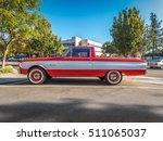1963 Ford Falcon Ranchero Side...