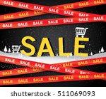 sale banner template design ...   Shutterstock .eps vector #511069093