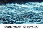 plexus bf light 3d rendering | Shutterstock . vector #511096327