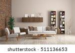 modern living room interior... | Shutterstock . vector #511136653