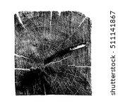tree ring  log  wood trunk.... | Shutterstock .eps vector #511141867