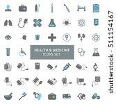 blue and gray health and... | Shutterstock .eps vector #511154167