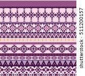 ethnic seamless pattern with... | Shutterstock .eps vector #511200157