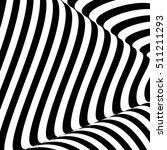 pattern of black and white... | Shutterstock .eps vector #511211293