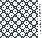 seamless diagonal checkered... | Shutterstock .eps vector #511322527
