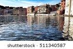 silence bay to sestri levante   Shutterstock . vector #511340587