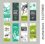 set of templates label for... | Shutterstock .eps vector #511370803