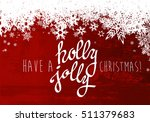 abstract red background with... | Shutterstock .eps vector #511379683