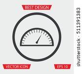speedometer icons | Shutterstock .eps vector #511391383